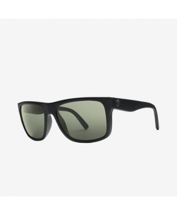 Electric Swingarm Matte Black Gray Sunglasses