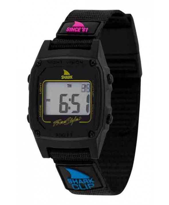 Freestyle Shark Classic Clip Since '81 Primary Black Watch</a>