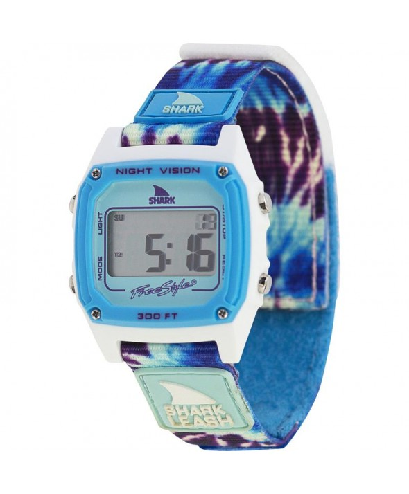 Freestyle Shark Classic Leash Tie-Dye Blue Daze Watch</a>