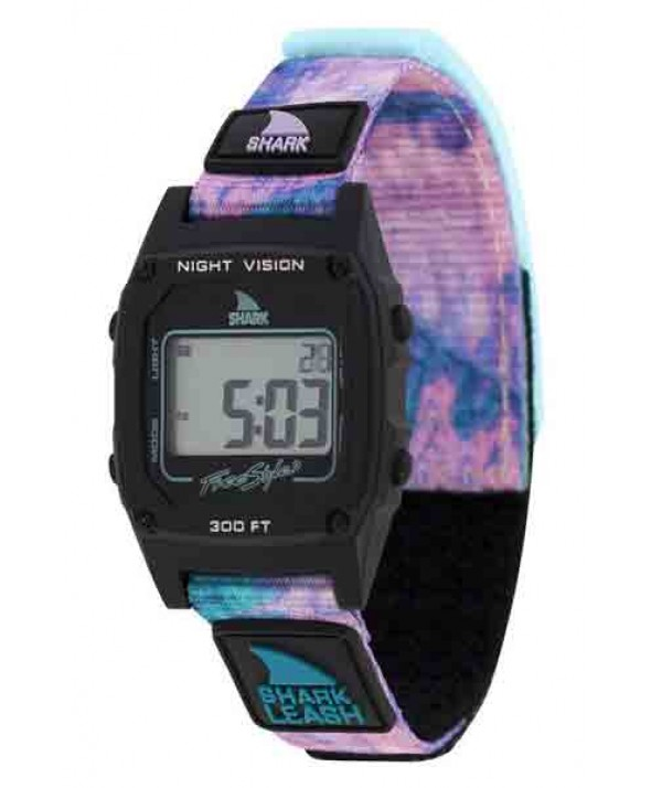 Freestyle Shark Classic Leash Tie-Dye Black Twist Watch</a>