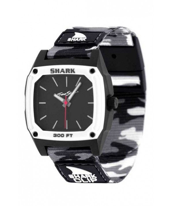 FREESTYLE SHARK CLASSIC CLIP ANALOG SNOW BLIND WATCH</a>