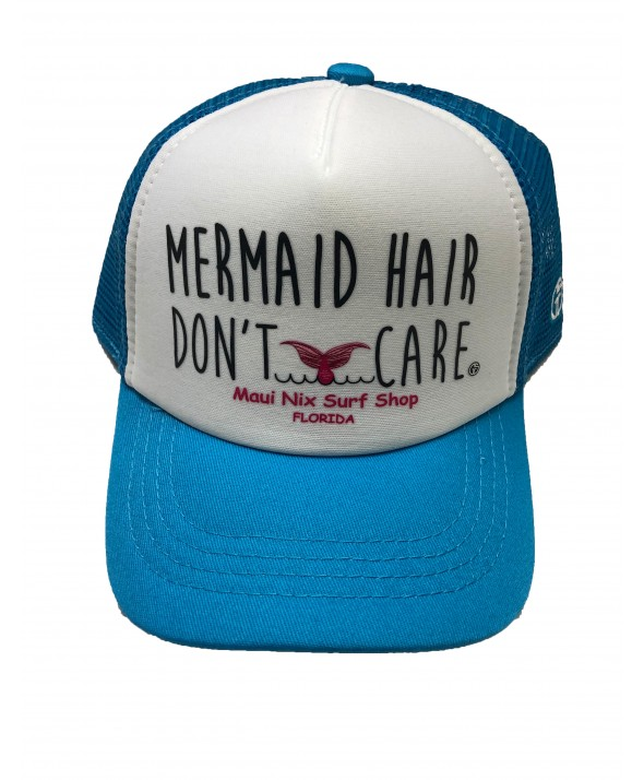 Maui Nix Grom Squad Mermaid Hair Kids Hat (Size Big)</a>