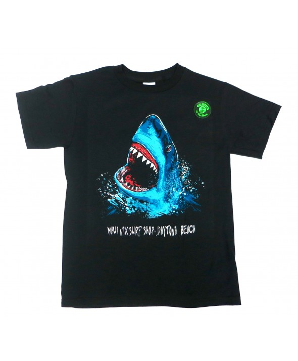 Maui Nix Glow Shark Youth Tee</a>