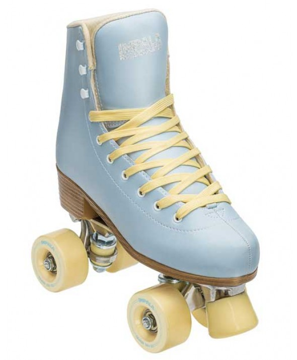 IMPALA QUAD SKATE - SKY BLUE / YELLOW</a>