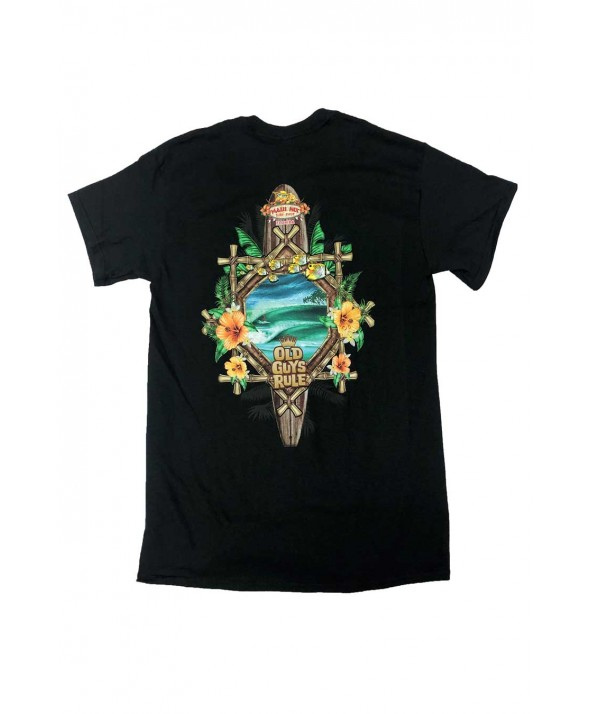 Maui Nix Old Guys Rule  In The Tube Short Sleeve Tee</a>