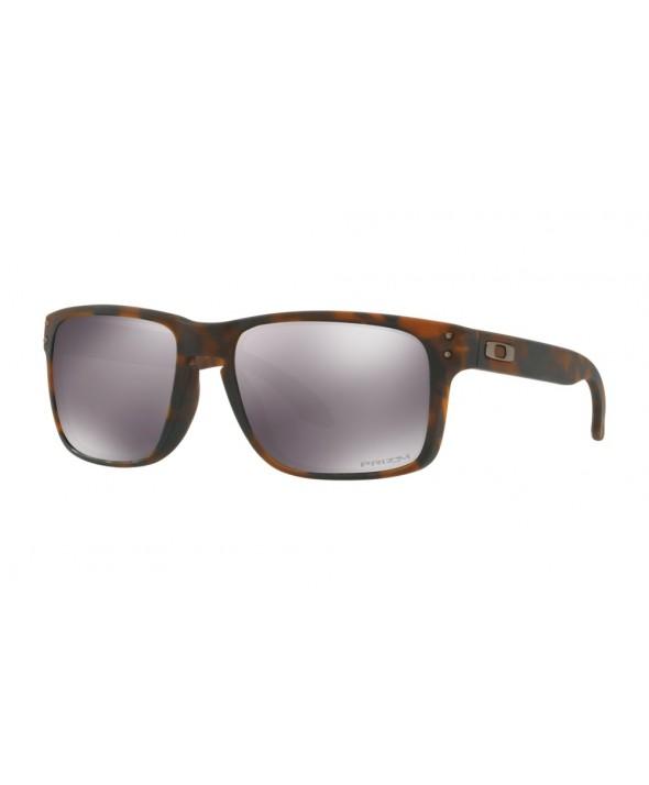 Oakley Holbrook Matte Tortoise Prizm Sunglasses</a>