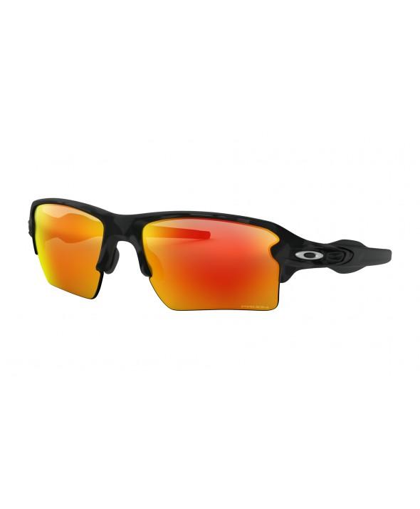 Oakley Flak 2.0 XL Black Camo Collection Prizm Ruby Sunglasses</a>