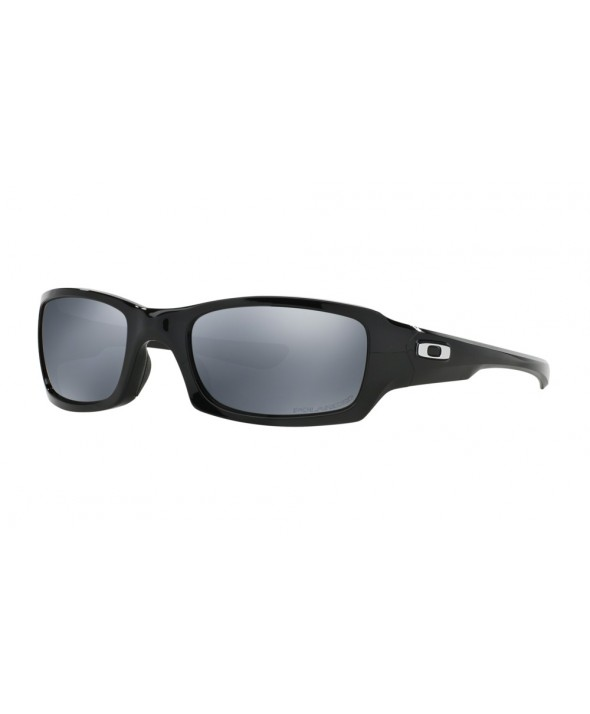 Oakley FIVES SQUARED™ POLARIZED BLK/BLK Sunglasses