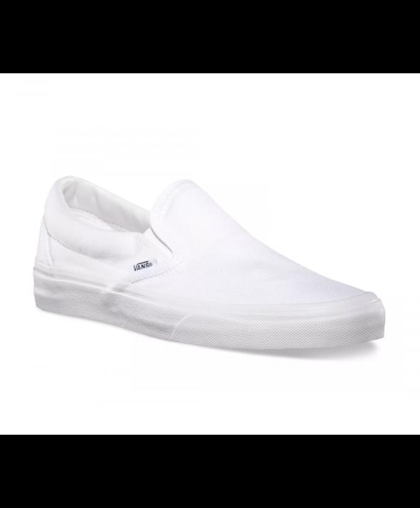 Vans Classic Slip-On True White</a>