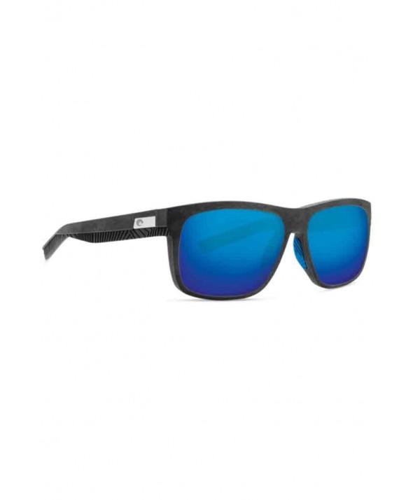 Costa Del Mar Baffin Net Gray Blue Rubber/Blue Mirror 580G Sunglasses</a>
