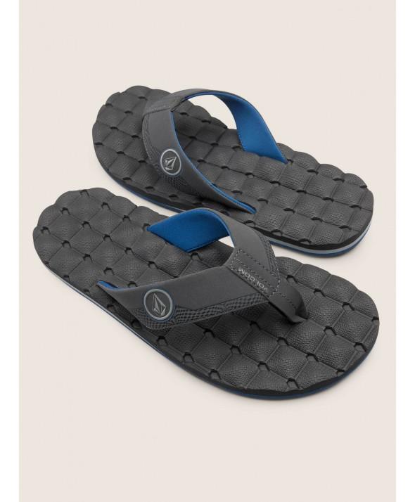 Volcom Men's Recliner Sandal</a>