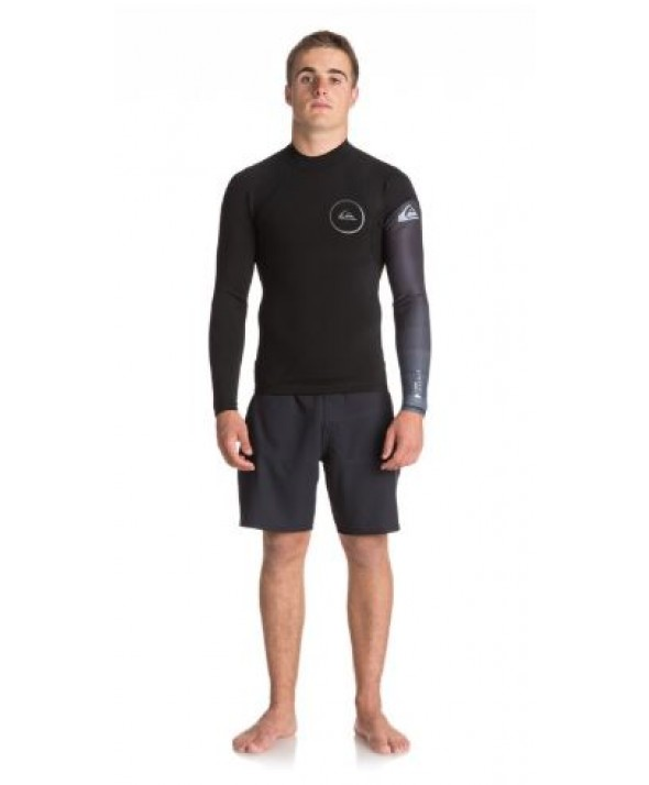 Quiksilver Men's 1mm Syncro Series Long Sleeve Neoprene Surf Top</a>