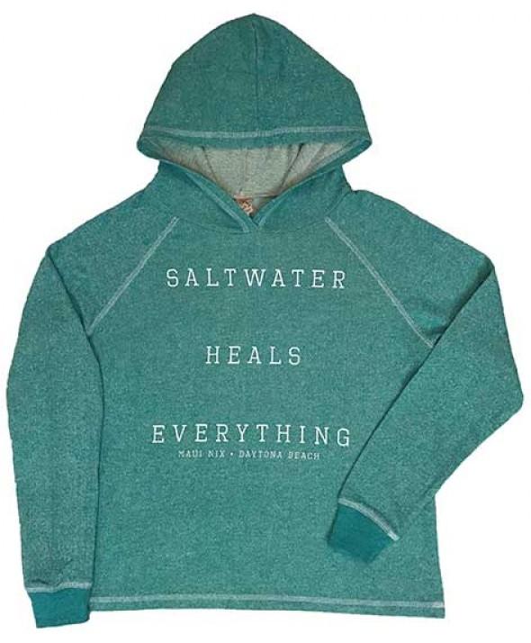 Maui Nix Salt Water Heal Pullover Hoodie
