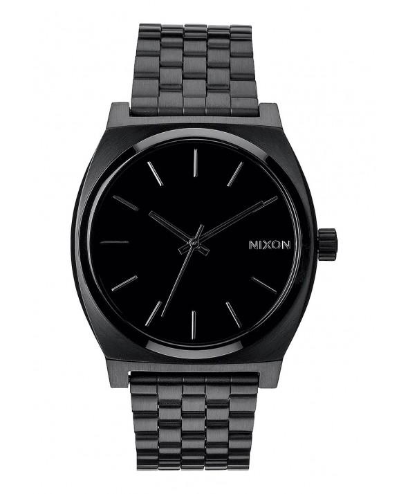 Nixon Time Teller All Black