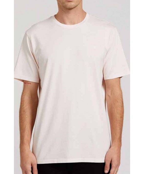 Volcom Men's SOLID STONE EMBROIDERED SHORT SLEEVE TEE