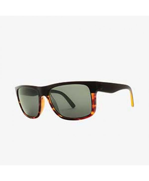 Electric Swingarm Darkside Tortoise Gray Polarized Sunglasses