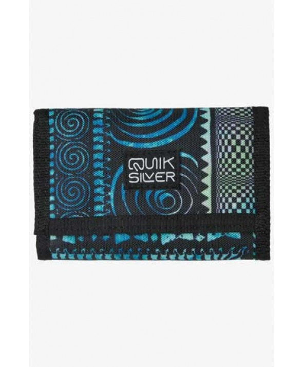 Quiksilver Men's The Everydaily Tri-Fold Wallet