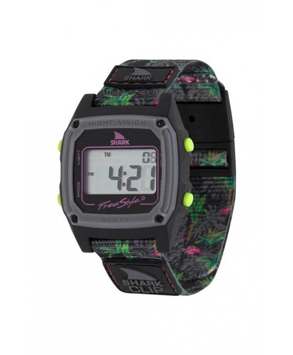 FREESTYLE SHARK CLASSIC CLIP FLAMINGO AFTER DARK WATCH