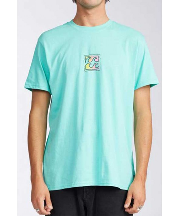 Billabong Men's Crayon Wave T-Shirt