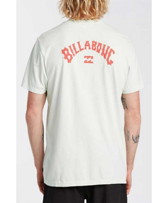 Billabong Men's Arch Wave Tee