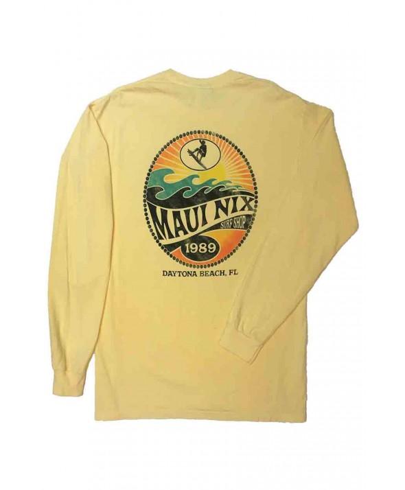 Maui Nix Mojave Long Sleeve Tee
