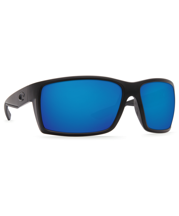 Costa Del Mar Reefton Blackout/Blue Mirror 580G Sunglasses