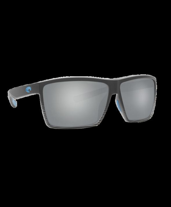 Costa Del Mar Rincon Matte Smoke-Crystal Fade/Silver Mirror 580G Sunglasses