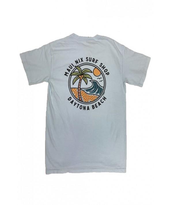 Maui Nix Monoline Beach Tee