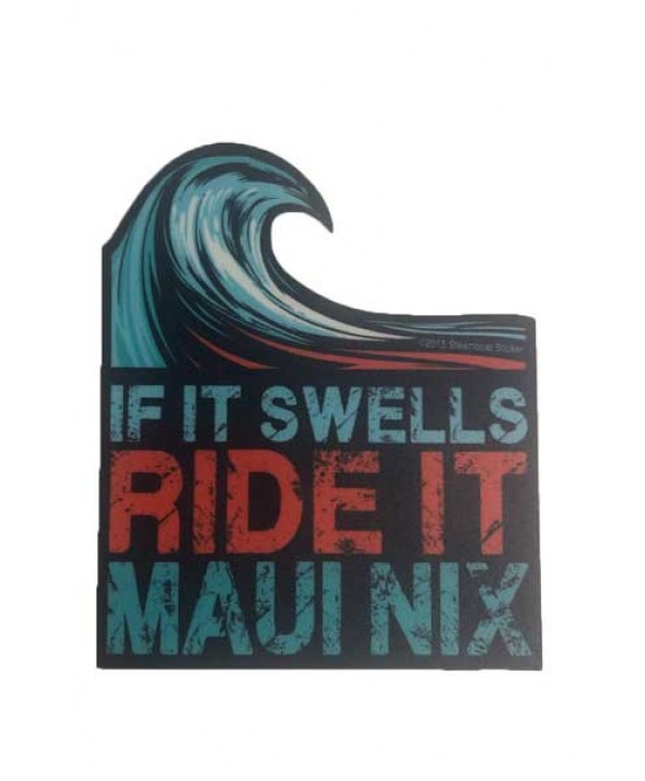 Maui Nix Swells Ride