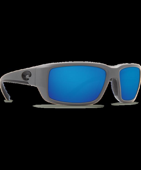 d7138cf8ba Costa Del Mar Fantail Matte Gray Blue Mirror 580G Sunglasses