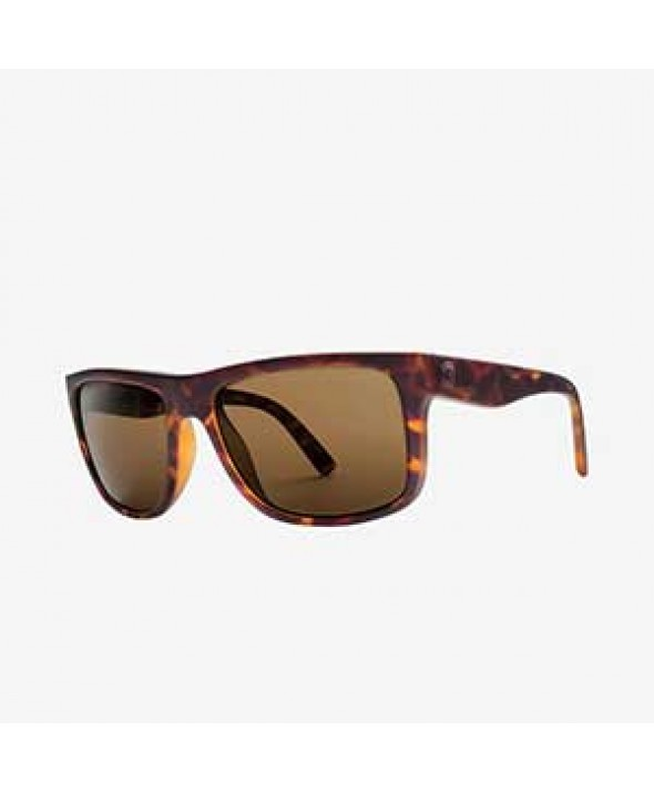 Electric Swingarm Matte Tortoise Bronze Polarized Sunglasses