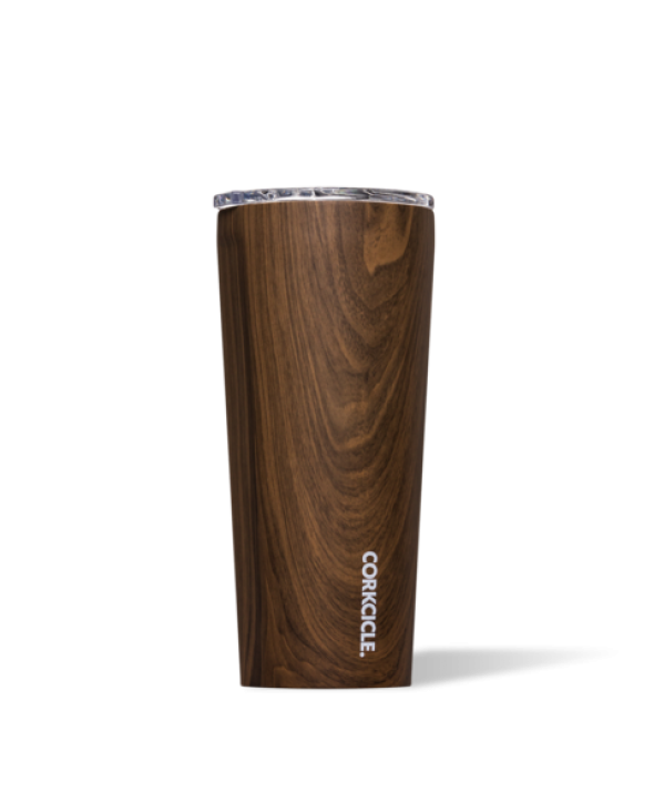 Corkcicle 16 oz. Walnut Wood Tumbler