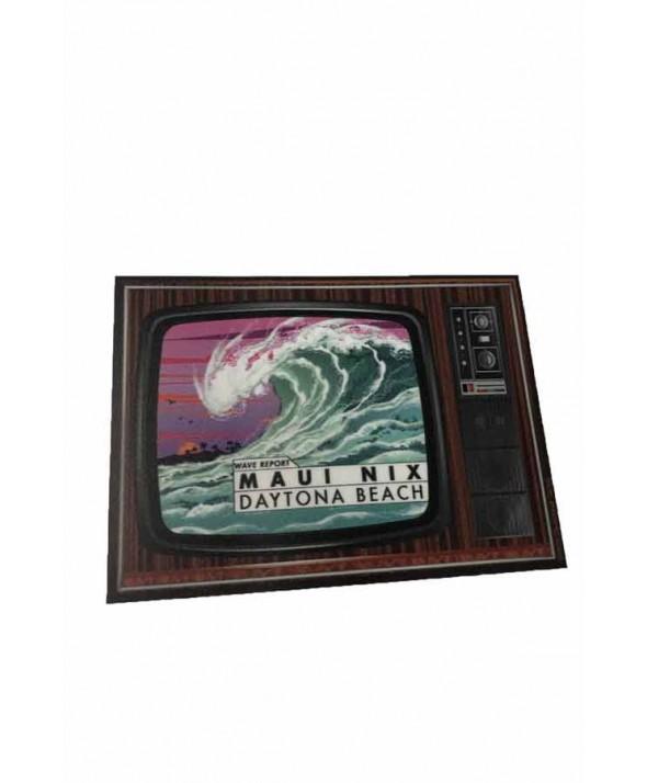 Maui Nix Wave Report Sticker