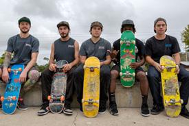 Maui Nix Skate Team